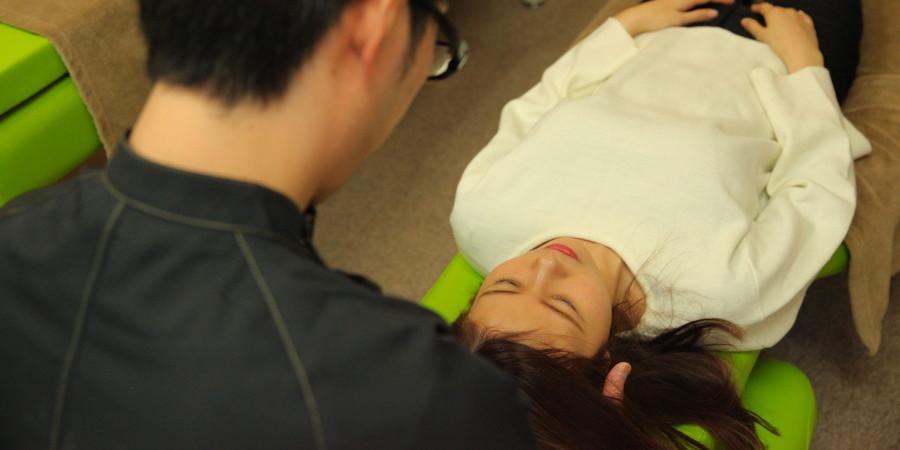 頭・首の施術